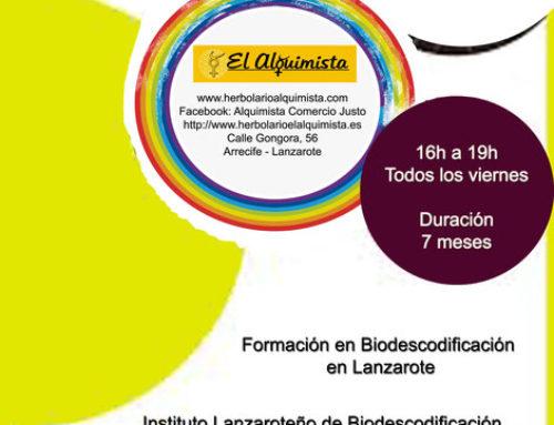 ¡NUEVO CURSO DE BIODESCODIFICACION  A PARTIR DEL 19/10!